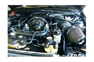 BBK® - Cold Air Intake Kit