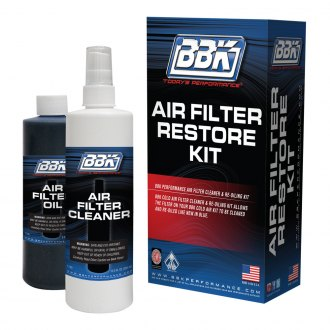 BBK® - Air Filter Cleaning Kit (12 oz Cleaner, 8 oz Oil)