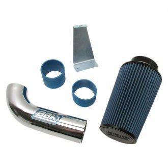 BBK® - Power-Plus Series™ Aluminum Cold Air Intake System with Blue Filter
