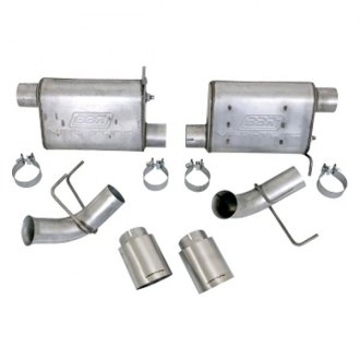BBK® - Varitune Series™ Axle-Back Exhaust System with Split Rear Exit