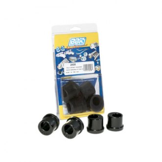 BBK® - Performance Parts Offset Steering Rack Bushing Kit