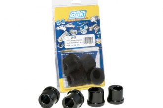BBK® - Gripp™ Polyurethane Offset Steering Rack Bushing Kit