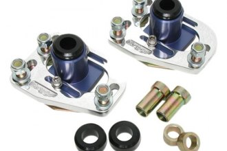 BBK® - Aluminum Front Caster / Camber Plate Package