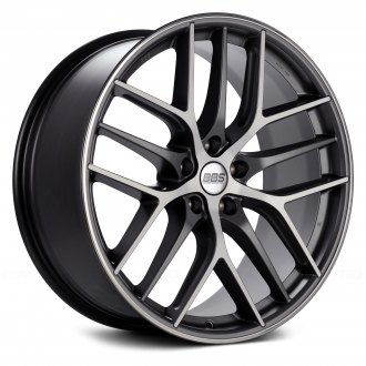 BBS® - CC-R Graphite with Diamond Cut