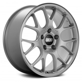 BBS® - CHR Brilliant Silver with Polished Stainless Steel Lip