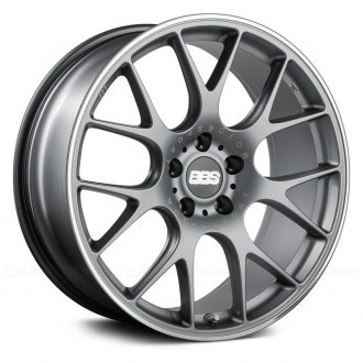 BBS® - CHR Titanum with Polished Stainless Steel Lip