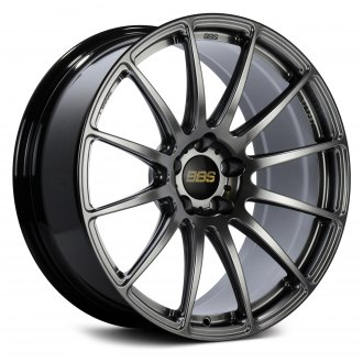 BBS® - FS Diamond Black with Clear Coat