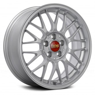 BBS® - RG Sport Silver with Clear Coat