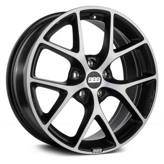 BBS® - SR Volcano Gray with Dia-Cut Face