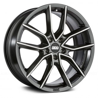 BBS® - XA Night Fever Black with Dia-Cut Face