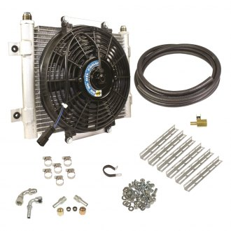 BD Diesel Performance® - Xtruded Auxiliary Automatic Transmission Oil Cooler