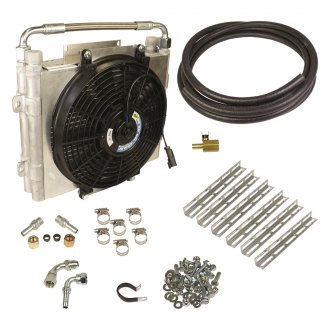 BD Diesel Performance® - Double Stacked Auxiliary Automatic Transmission Oil Cooler