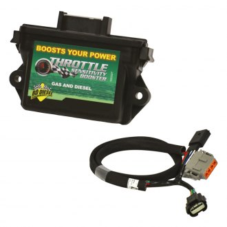 BD Diesel Performance® - Throttle Sensitivity Booster