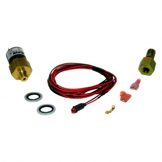 BD Diesel Performance® - Low Fuel Pressure LED Alarm