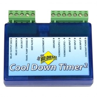 BD Diesel Performance® - Cool Down Timer Kit