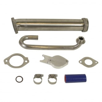 BD Diesel Performance® - EGR Cooler Delete Kit