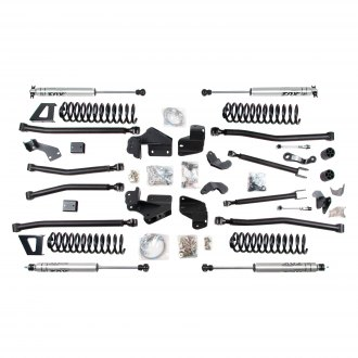 "BDS Suspension® - 5.5"" x 5.5"" Standard Front and Rear Suspension Lift Kit"
