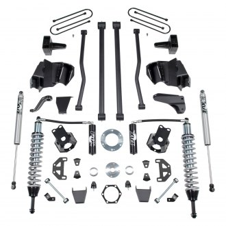 "BDS Suspension® - 8"" x 5"" Standard Front and Rear Suspension Lift Kit"