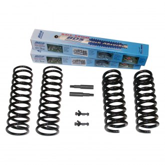 "BDS Suspension® - 2"" x 2"" Standard Front and Rear Suspension Lift Kit"