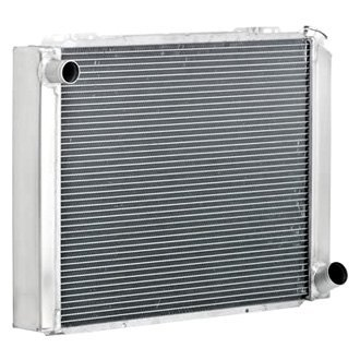 Be Cool® - Drag Racing Natural Dragster-Style Radiator