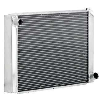 "Be Cool® - Qualifier Natural Radiator With Dual 1"" Core"