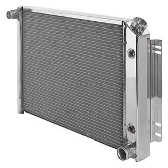 Be Cool® - Direct-Fit Polished Radiator