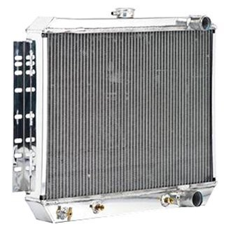Be Cool® - Direct-Fit Polished Downflow Radiator