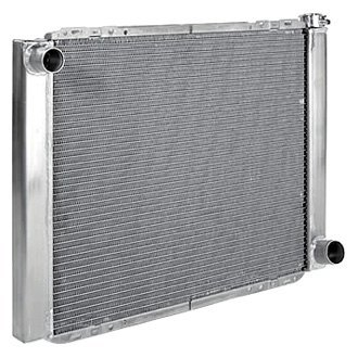 Be Cool® - Dragster-Style Radiator