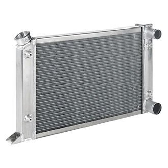 Be Cool® - Drag Racing Scirocco Radiator with Filler Neck