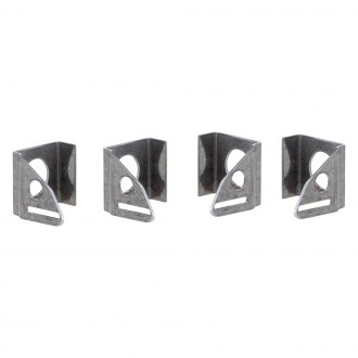 Be Cool® - Radiator Mounting Brackets