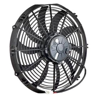 Be Cool® - Qualifier™ Euro Black Fan