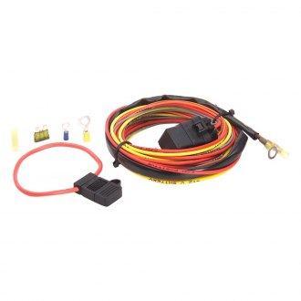 Be Cool® - Fan Relay Harness Excluding Thermo Switch