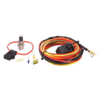 Be Cool® - Electric Fan Wiring Harness Kit