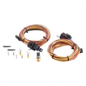 Be Cool® - Wiring Harness Kit for Dual Electric Fans