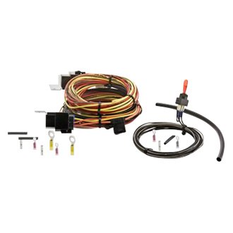 Be Cool® - Single Electric Fan Wiring Kit