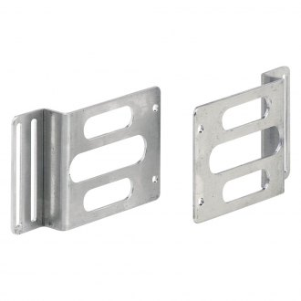 Be Cool® - Natural Aluminum Universal Condenser Brackets