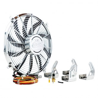 Be Cool® - High Torque Electric Fan