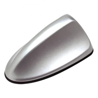 Beat-Sonic® - 5 Series Silver Shark Fin Antenna