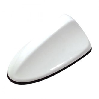 Beat-Sonic® - 5 Series White Shark Fin Antenna