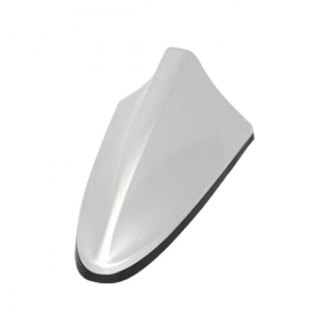 Beat-Sonic® - 7 Series Silver Shark Fin Antenna