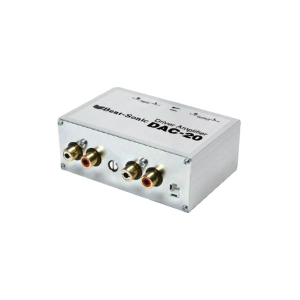 Beat-Sonic® - Driver Amplifier