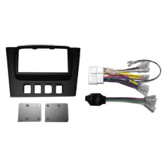 Beat-Sonic® - Double DIN Stereo Dash Kit
