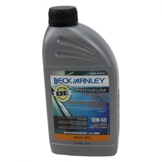 Beck Arnley® - Full Synthetic Premium Motor Oil