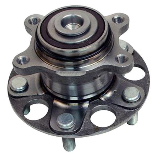 Rear Driver or Passenger Side Wheel Bearing /& Hub Assembly for Honda Civic