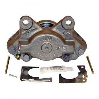 Beck Arnley® - TRUE Calipers™ Semi-Loaded Remanufactured Front Brake Caliper