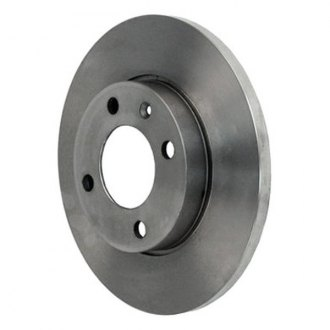 Beck Arnley® - TRUE Metal™ Premium Front Plain Brake Rotor