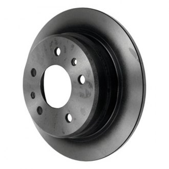 Beck Arnley® - TRUE Metal™ Premium Rear Plain Brake Rotor