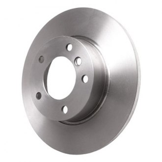 Beck Arnley® - TRUE Metal™ Premium Solid Brake Rotor
