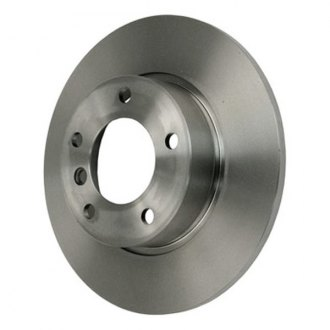 Beck Arnley® - TRUE Metal™ Zimmerman Solid Front Brake Rotor