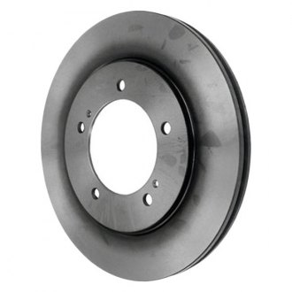 Beck Arnley® - TRUE Metal™ Premium Vented 1-Piece Front Brake Rotor